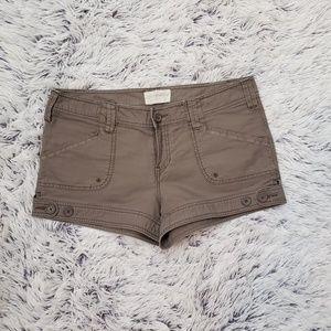 Aeropostale Brown Shorts